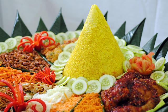 Cara Pesan Nasi Tumpeng Jakarta Selatan Online dengan Mudah