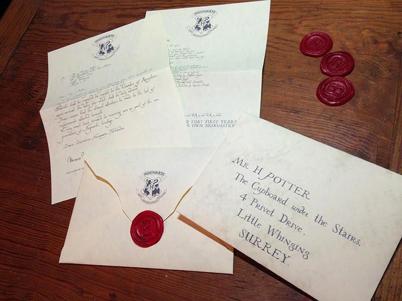 10 Digits The Perfect Hogwarts Acceptance Letter\u2026