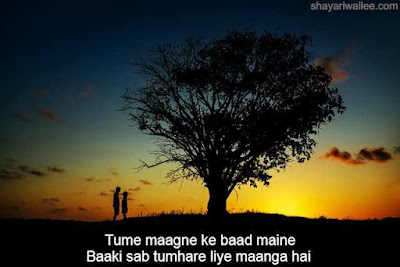 heart touching love shayari for girlfriend*