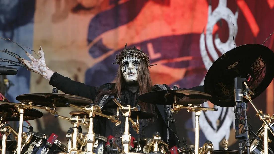 Muere Joey Jordison, fundador de Slipknot