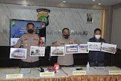 Polres Jakarta Barat Amankan Truck Tronton Berisi 279 Kg Narkoba