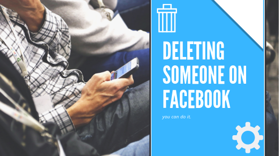 How To Delete People On Facebook<br/>