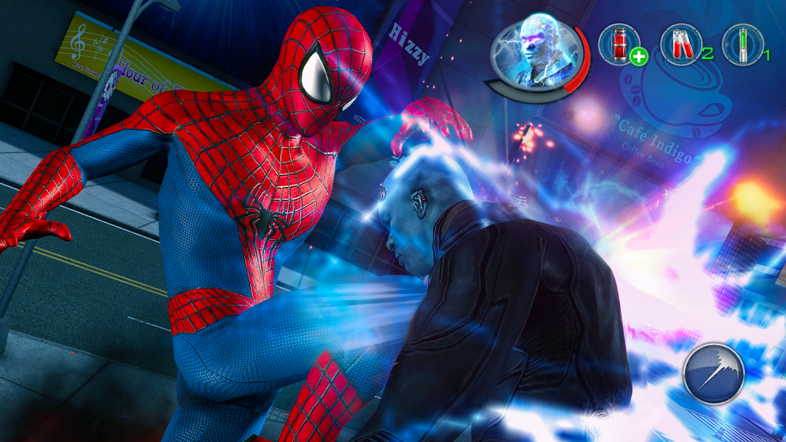 The Amazing Spider-Man 2 Apk v1.2.8d Download   Apk Maze