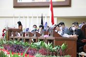 DPRD Sulut Gelar Reses I Gunakan Protokol Penanganan Covid 19