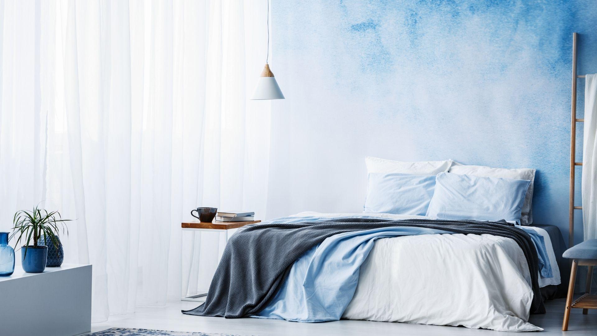 sypialnia kolory ścian