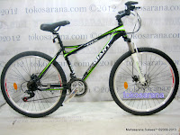 Sepeda Gunung Giant 1126FE 21 Speed Shimano Tourney 26 Inci