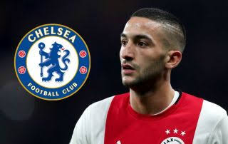 Chelsea To Sign Hakim Ziyech From Ajax This Summer