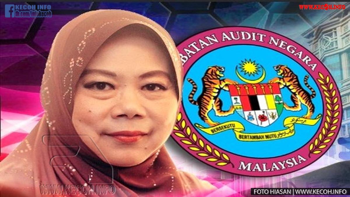 Ketua Audit Negara Tan Sri Madinah Mohamad Sahkan Laporan Laporan Pengauditan 1MDB Bukan Lagi Rahsia Dan Tidak Di Bawah OSA