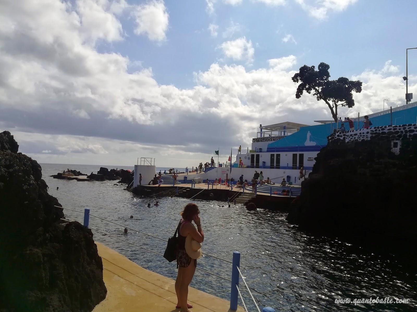 Complexo Municipal de Piscinas - Lagoa - São MIguel - Açores