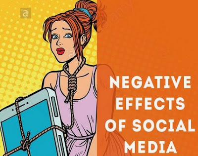 Ketahui dampak negatif media sosial di masyarakat