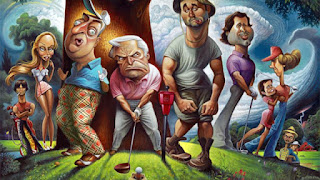 Caddyshack - Movie Review
