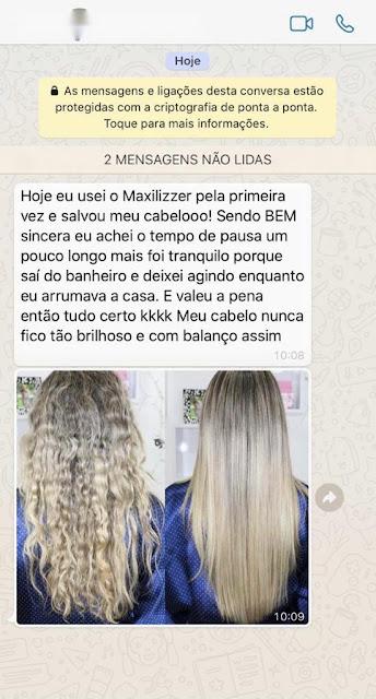 MAXILIZZER DEPOIMENTOS