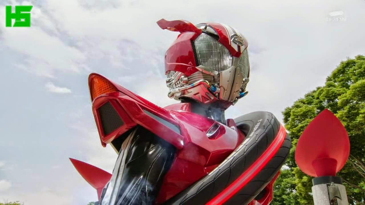 Kamen rider drive episode 1