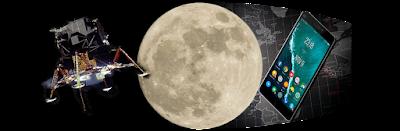 Comparativa tecnología Apolo XI y smartphone