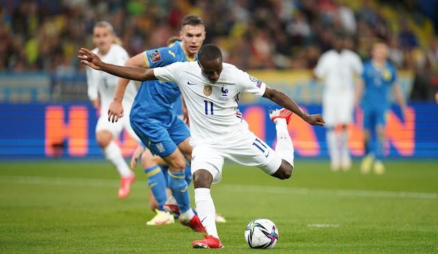 ملخص واهداف مباراة فرنسا واوكرانيا (1-1) تصفيات كاس العالم