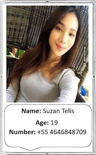 Malaysian Girls Numbers