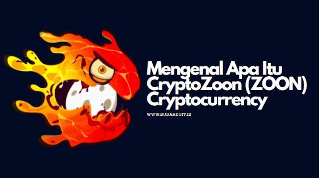 Gambar Logo CryptoZoon (ZOON) Cryptocurrency