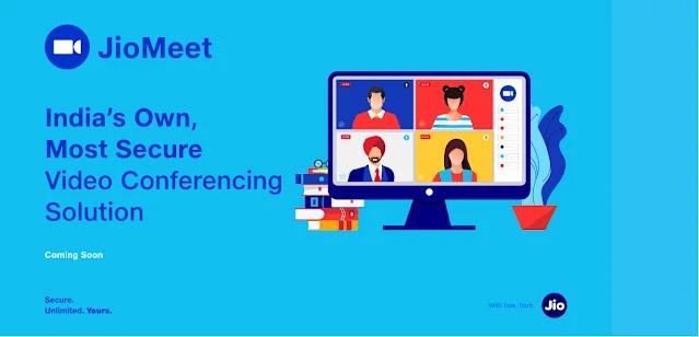 Reliance ने JioMeet App लांच किया। क्या यह Zoom को टक्कर दे पायेगा।