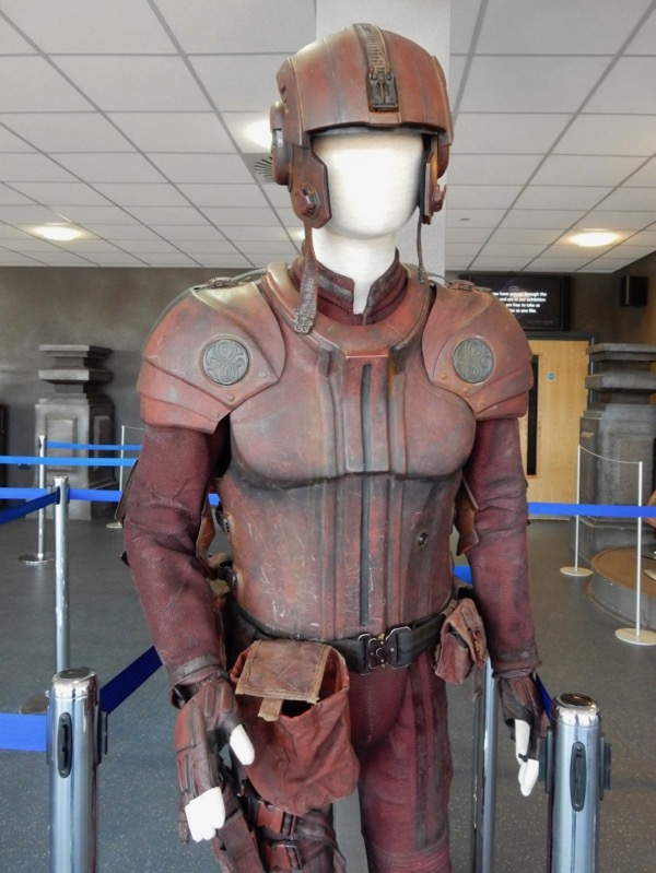 Gallifreyan soldier costume Doctor Who