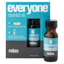 NYFW Hacks: Everyone Oils Relax Blend review