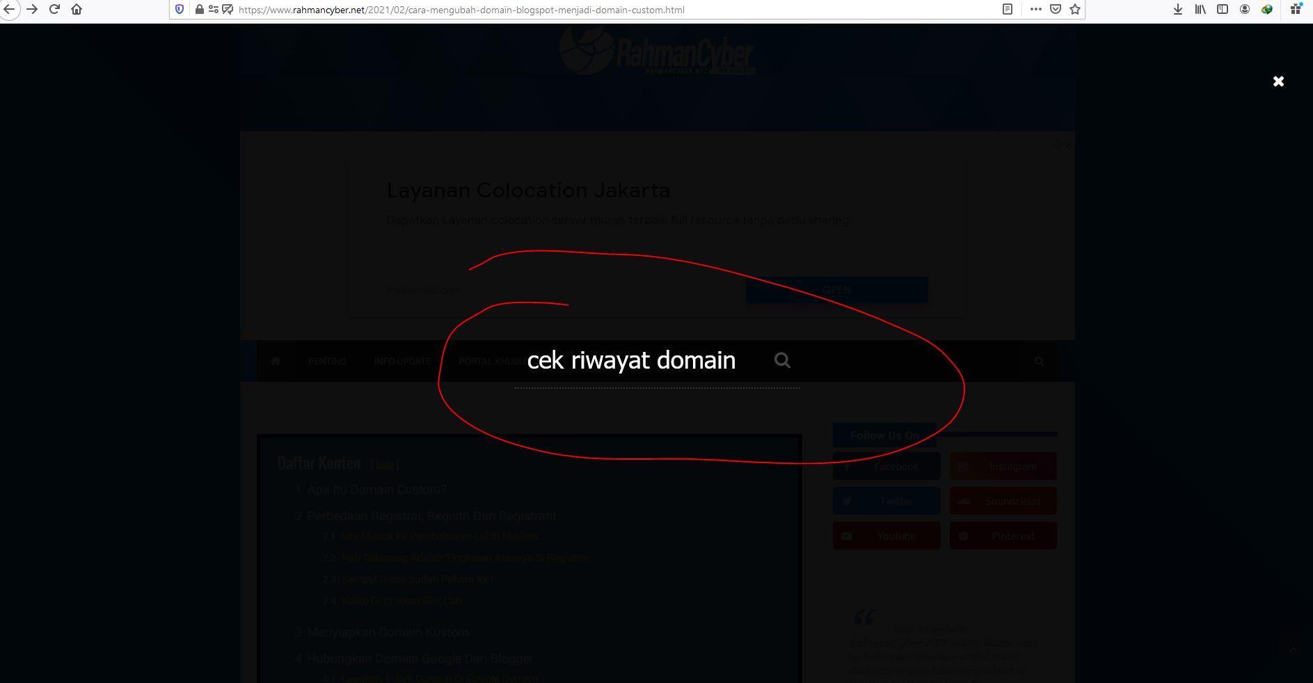 Search RahmanCyber