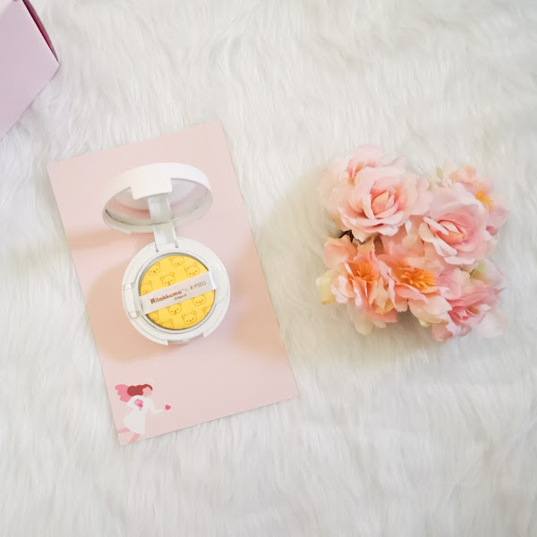 Althea Haul: Rilakkuma Air Fit Cushion Blusher + More Freebies