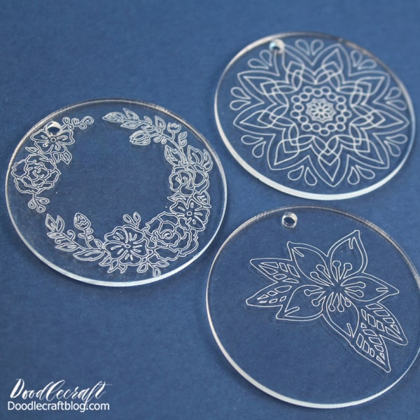 Repeat a million times! Trust me, you'll love creating these and think of so many wonderful options for engraving!