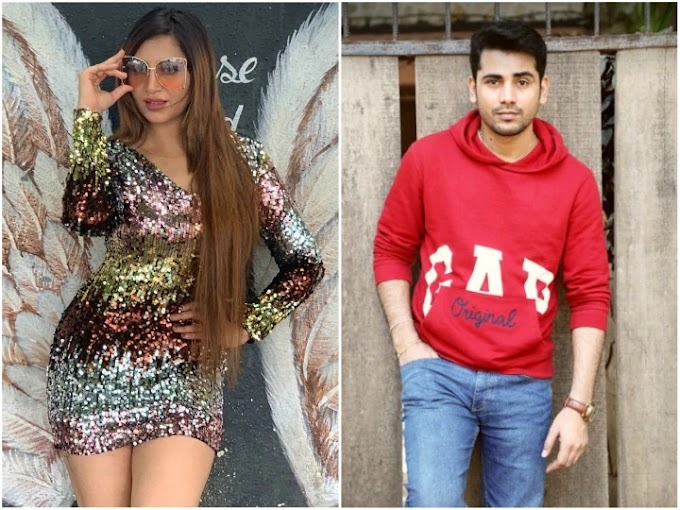 Akshy Mishra To Romance Arshi Khan On Screen Upcoming Series Mary Aur Marlow