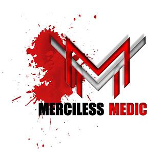 Merciless Medic Logo