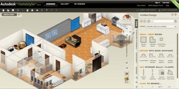 12 for Decorate a room online free virtually