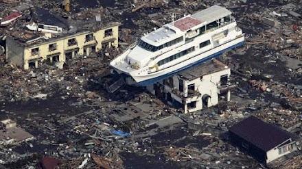 Meteo24News.gr Αφιέρωμα - 9,1 Ρίχτερ χτυπούν την Ιαπωνία 11.3.2011 (video)