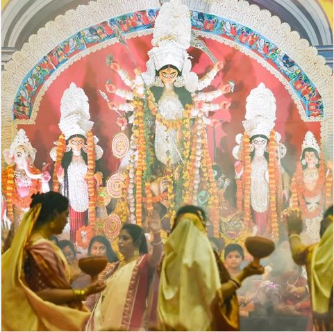 Durga Puja In Bangalore - Famous Pandals You Must Visit