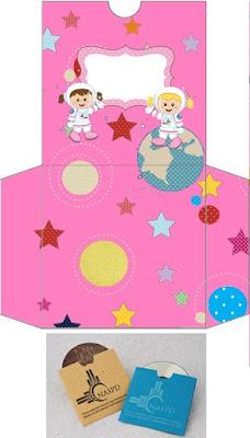 NASA Girls: Free Printables Candy Bar Labels.