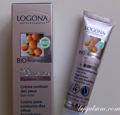 Logona Age Protection Eye Cream