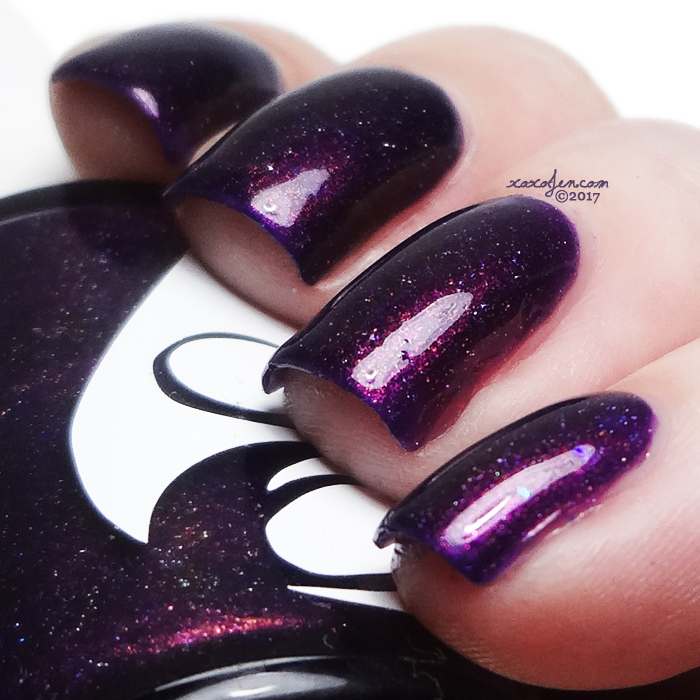 xoxoJen's swatch of Envy Don't Be A Seawitch