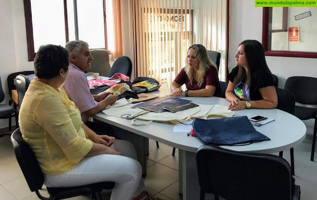 La Consejería de Artesanía e Isonorte estudian líneas de colaboración