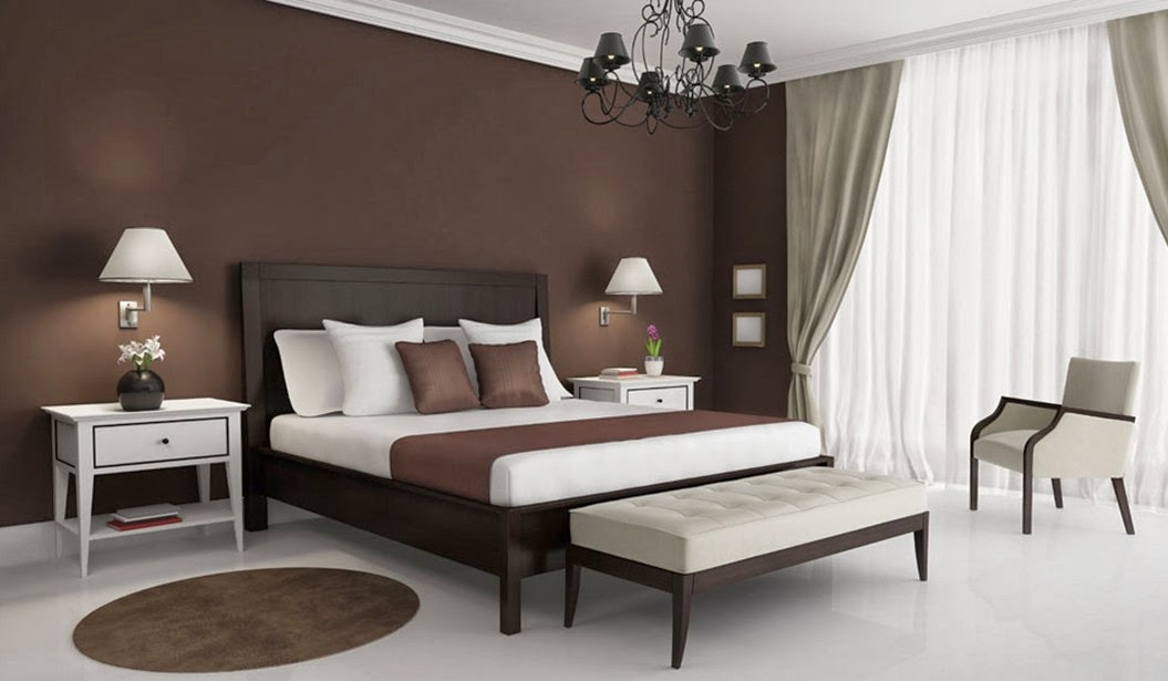 couleur de mur pour chambre id es d co moderne. Black Bedroom Furniture Sets. Home Design Ideas