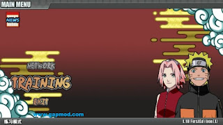Download Naruto Shippuden Senki v1.18 First Edition 1 Apk
