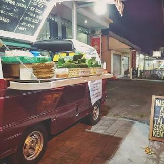 Angkringan food truck