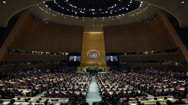 Votan en la ONU para elegir al presidente de la Asamblea General