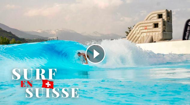 JOURNÉE INCROYABLE DE SURF DANS LA PISCINE À VAGUES ALAÏA EN SUISSE TIME IS NOW