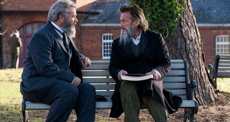 Mel Gibson y Sean Penn en  'Entre la razón y la locura'