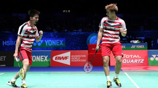 Live Streaming Final Indonesia Open 2018