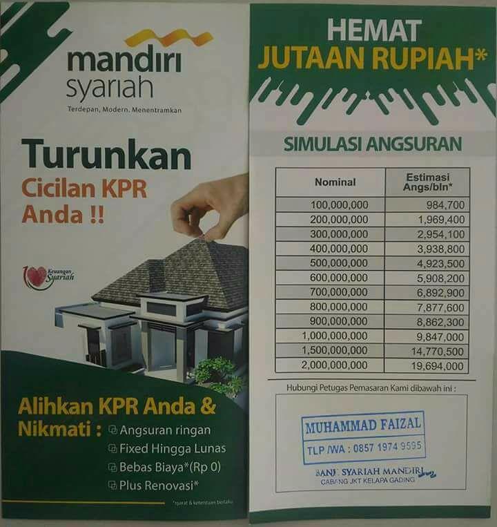 Pinjam Uang Di Bank Mandiri Syariah - Info Terkait Uang