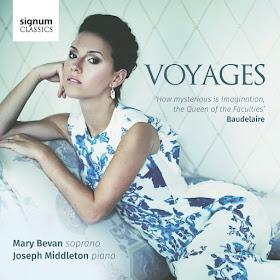 Voyages - Signum Classics - Mary Bevan