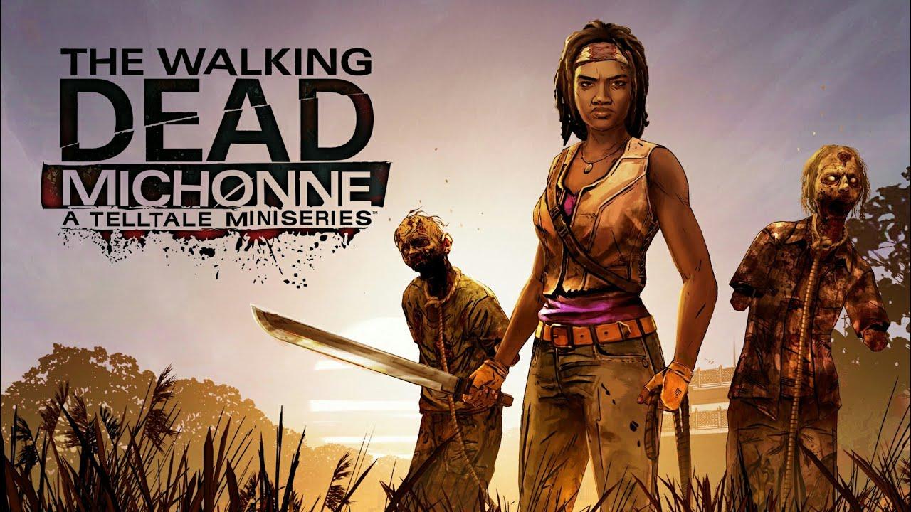 تحميل لعبة the walking dead michonne للاندرويد