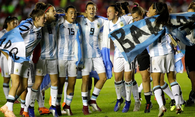 Argentina Women's World Cup 2019, Live Updating