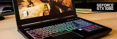 Nvidia GeForce GTX 1080(ノートブック)フルドライバーをダウンロード