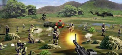 لعبة حرب الخليج فلاش