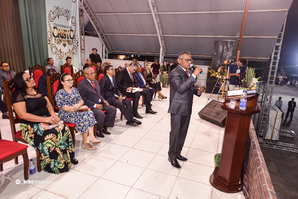 4ª Noite da 13ª Edição do Chapadinha para Cristo 2020